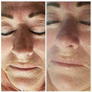 ביוטי שופ - פנים של אישה